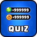 Get Gems Brawl Stars - Quiz Icon