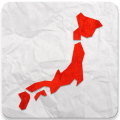 Japan Guide, Travel Discovery Icon