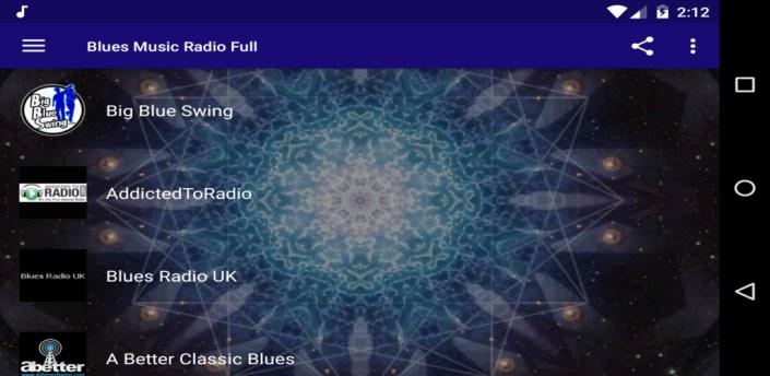 Blues Music Radio Full apk