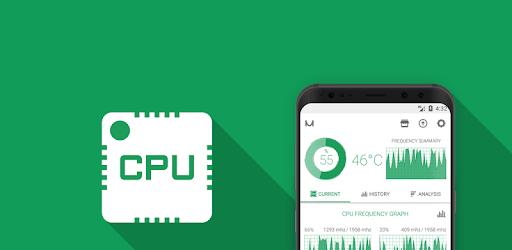 CPU Monitor - temperature, usage, performance apk
