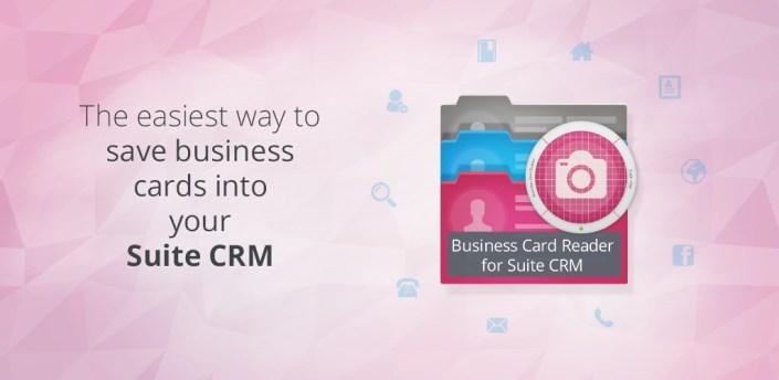 Business Card Reader for SuiteCRM apk