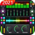 Music Equalizer – Bass Booster, Virtualizer Icon