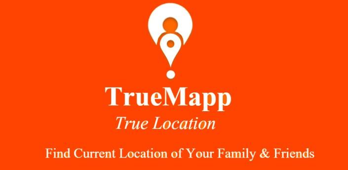 TrueMap - Location Sharing app apk