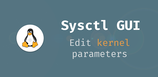Sysctl GUI - Change kernel parameters (Root) apk