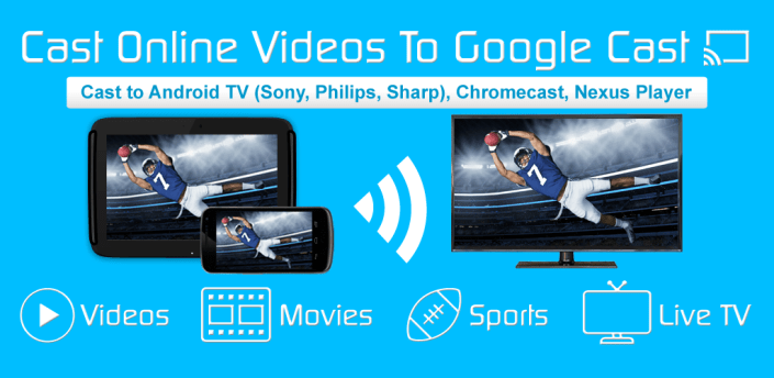 Video & TV Cast for Android TV apk