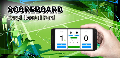 Scoreboard Simple With Voice apk