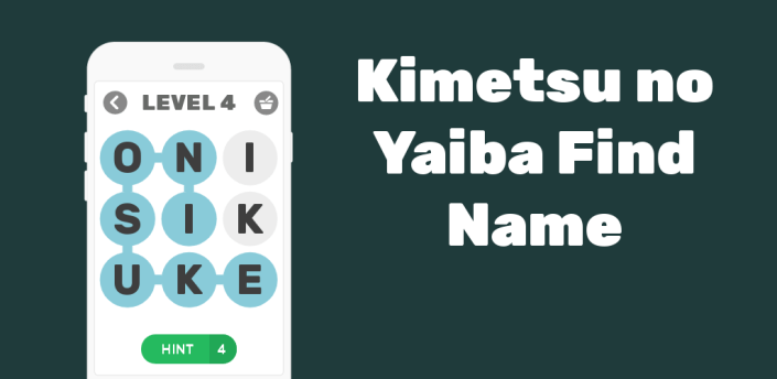 Kimetsu no Yaiba Find Name apk