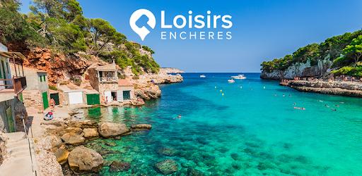 Loisirs Enchères - Offres de voyages et bons plans apk