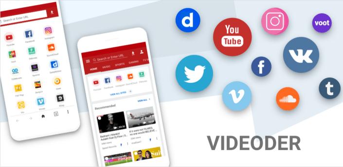 Youtube Video Downloader - Videoder apk