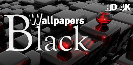 Black Wallpaper HD 4K Black backgrounds apk