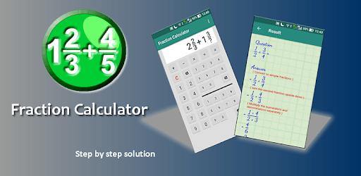 Fraction Calculator apk