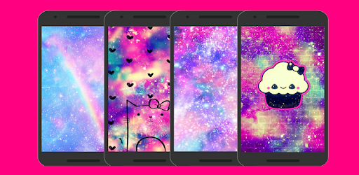 Kawaii Galaxy Wallpaper apk