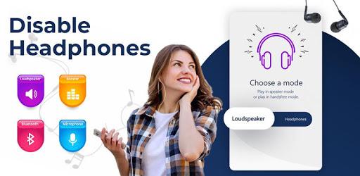Enable Speaker Volume - Disable Headphone Mode apk