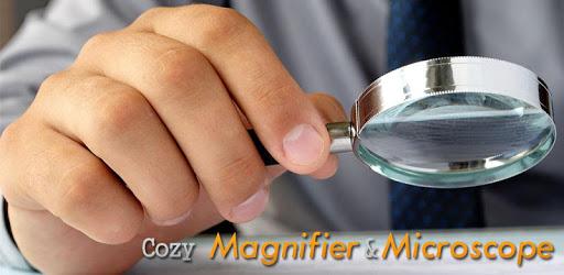 Magnifier & Microscope [Cozy] apk