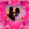 Romantic Photo Editor : Love Photo Frames Icon