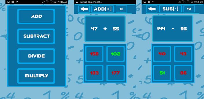 Math Quiz Puzzles apk