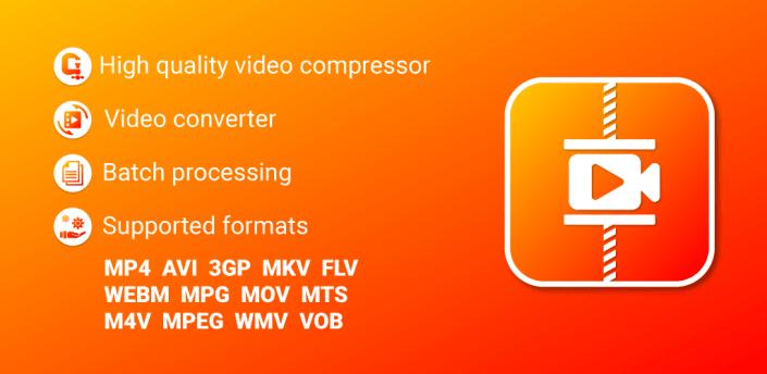 Video Compressor - Compact Video(MP4,MKV,AVI,MOV) apk