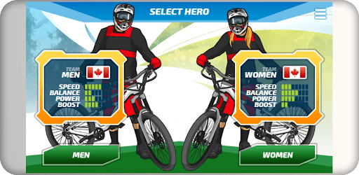 MTB - bicycle race apk