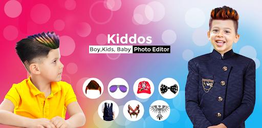Kiddos - Baby, Boy & Kids Photo Editor Styles 2018 apk