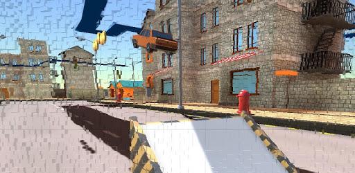 RC Toys Racing and Demolition Car Wars Simulation apk