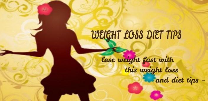 Weight Loss Diet Tips apk