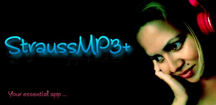Free music download - StraussMP3+ apk