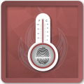 fever thermometer scan prank Icon