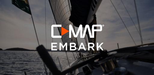 C-MAP - Marine Charts. GPS navigation for Boating apk