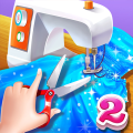 ✂️🧵Baby Tailor 2 - Fun Game For Kids Icon