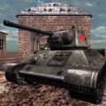 T34 TANK BATTLE 3D Icon
