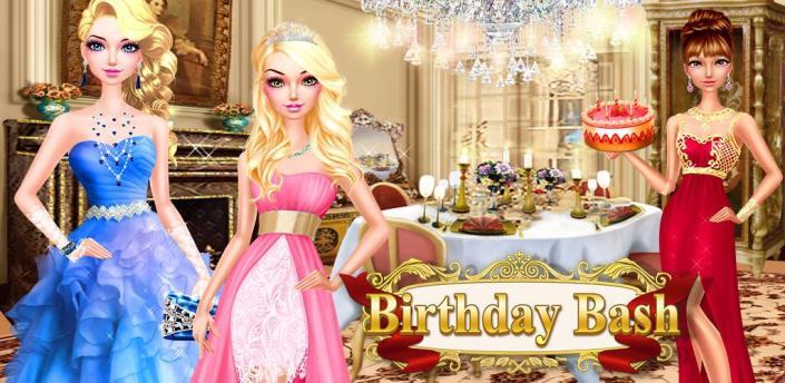 Princess Birthday Bash Salon apk