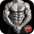Six Pack Abs in 30 Days - Abs Workout Icon