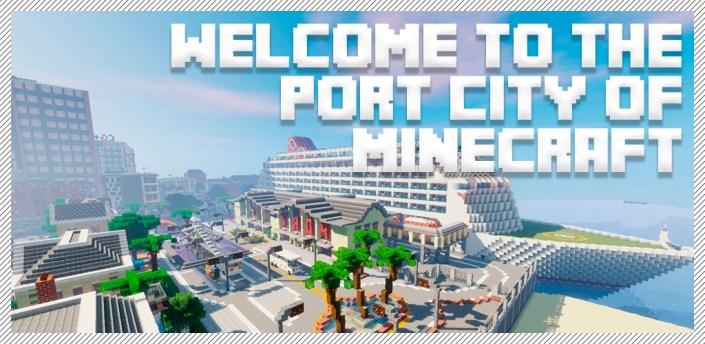 Map Port Vance for Minecraft apk
