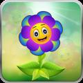 Flower names for Preschool Kids learning App Icon