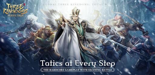 Three Kingdoms: Heroes Saga apk