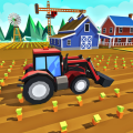 Tiny Farm Family : Building Tycoon & Farming Sim Icon