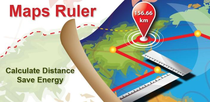 Maps Ruler  Pro apk