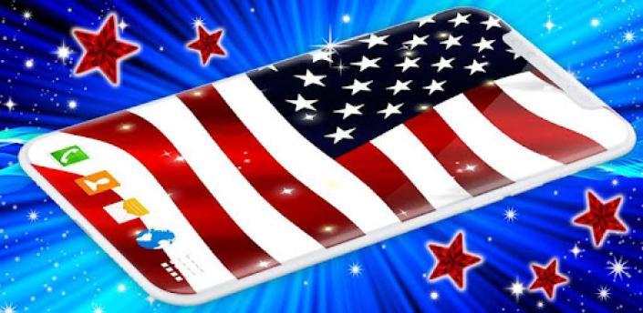 American Flag Wallpapers ⭐ USA HD Wallpaper Theme apk