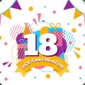 Age Calculator - Calculate Birthday Time & Date Icon