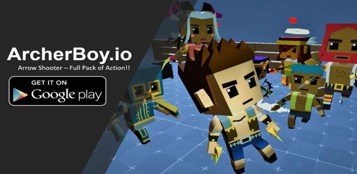 Archerboy.io: Multiplayer Offline Arrow Shooting apk