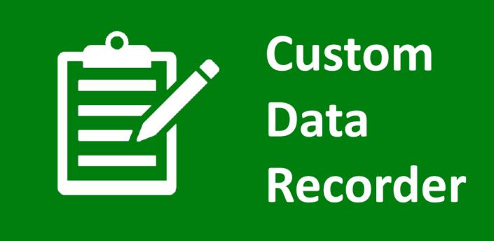 Custom Field Data Recorder apk