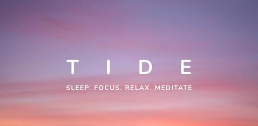 Tide - Sleep Sounds, Focus Timer, Relax Meditate apk