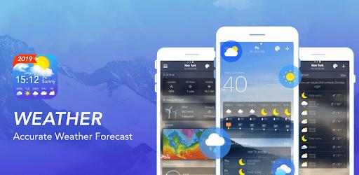 Weather Forecast - Live Weather & Radar & Widgets apk