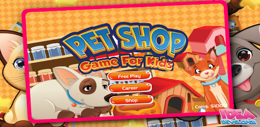 Pet Care Games Free For kids apk