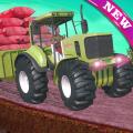 Real Tractor Farm Simulator Icon