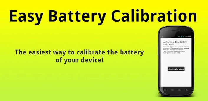 Easy Battery Calibration apk