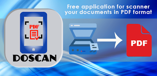 Doscan : Fast & free document Scanner to PDF apk