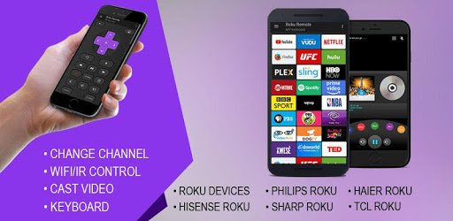 Roku Remote Control: RoSpikes (WiFi+IR) apk