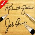 Fancy Signature Maker : Signature Creator Free Icon