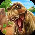 Jurassic Dino Island Survival 3D Icon
